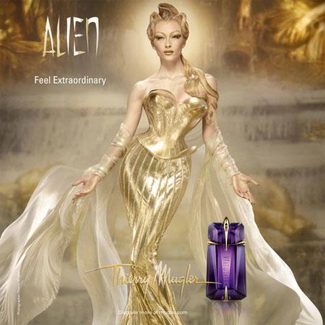 alien feiert 10 geburtstag parfumonews parfum blog. Black Bedroom Furniture Sets. Home Design Ideas