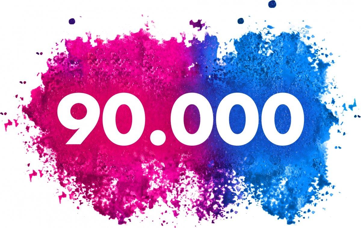 Parfumo nimmt den 90.000sten Duft auf