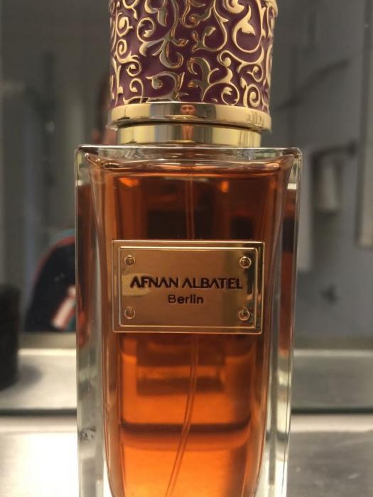 Afnan Regent Leather By Afnan Albatel Edp 7