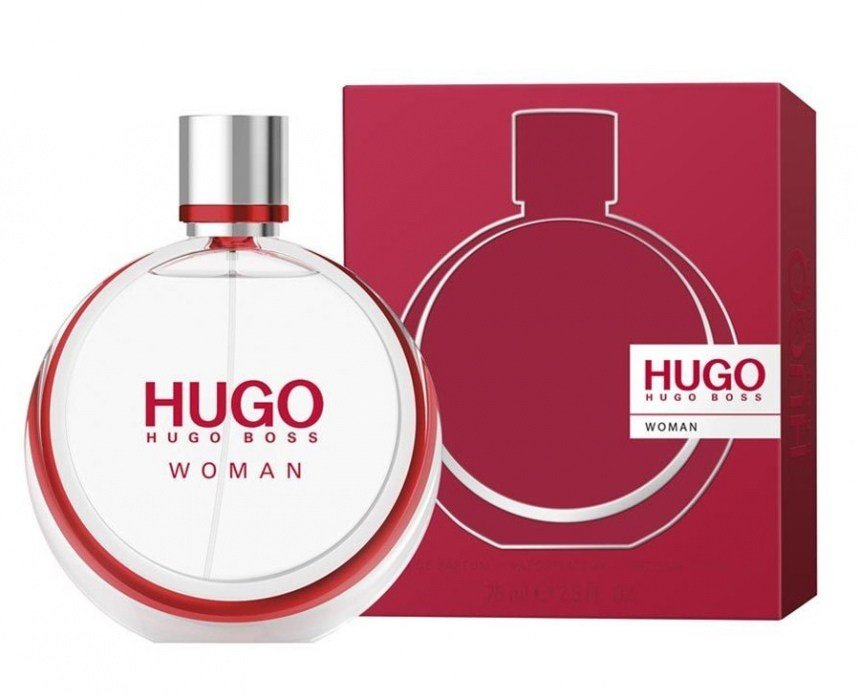hugo woman eau de parfum von hugo boss 2015 infos. Black Bedroom Furniture Sets. Home Design Ideas
